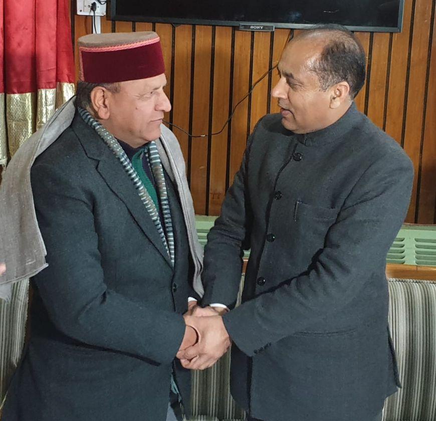 मिड टर्म में इस्तीफा देने वाले हिमाचल के तीसरे विधानसभा अध्यक्ष बने डॉ बिंदल