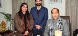 विदेशों में कार्यरत प्रदेश के पेशेवर युवा करें राज्य के विकास में योगदानः मुख्यमंत्री