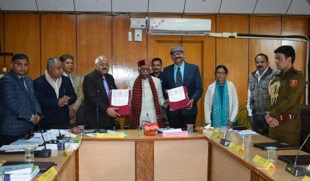 अनुसंधान के लाभ किसानों तक पहुंचाने के लिए विशेष प्रयास करेंः राज्यपाल