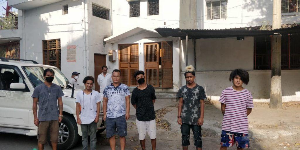 दिल्ली में फंसे हिमाचलियों के लिए मोती नगर मैट्रो स्टेशन के नजदीक कर्मपुर सराय में शेल्टर होम शुरू