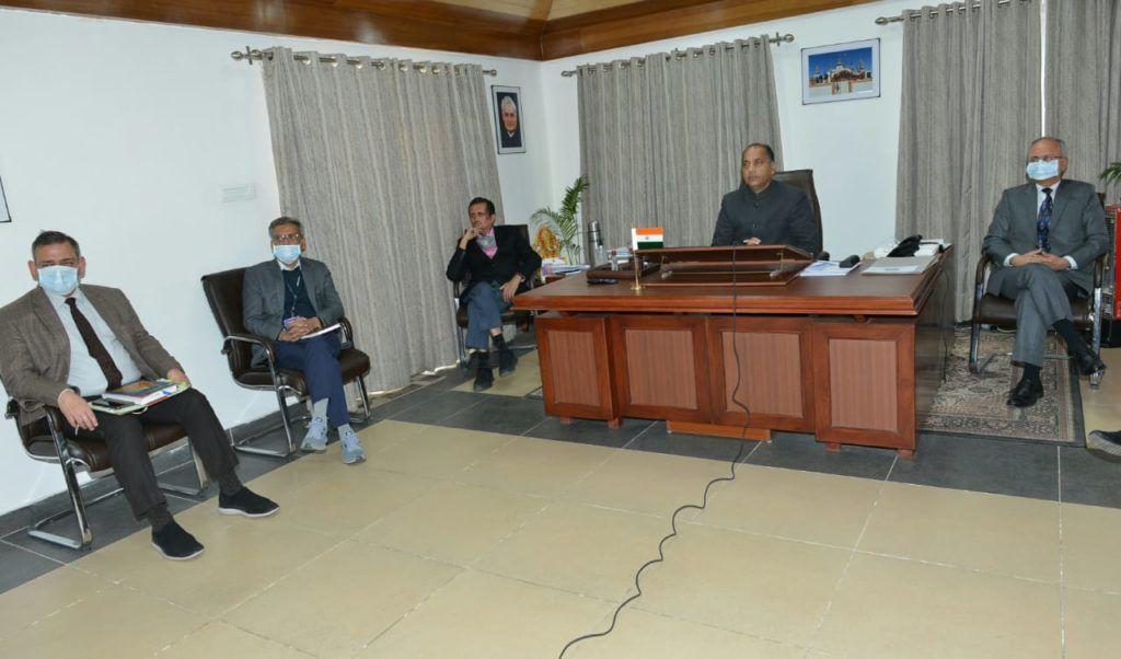 मुख्यमंत्री ने अधिकारियों को किसानों को सुविधा प्रदान करने के लिए उचित कदम उठाने के दिए निर्देश, आज 126 की कोरोना रिपोर्ट नेगेटिव, 2 की आना शेष