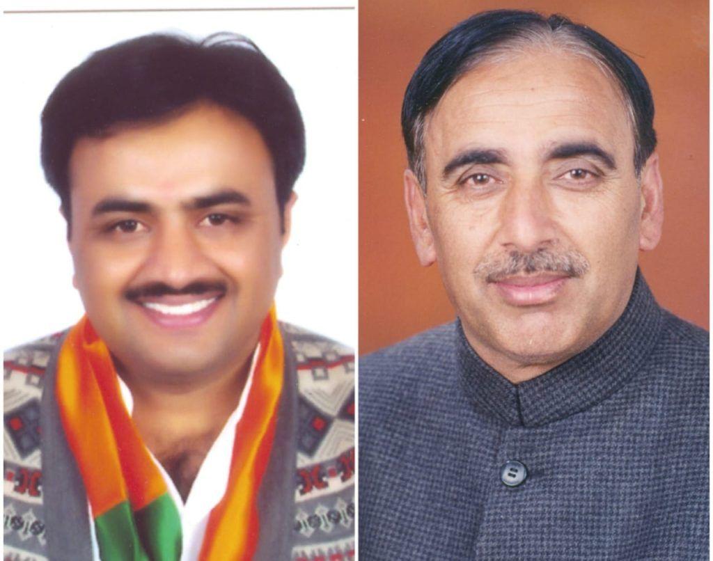 सैजल- बरागटा ने पूछा- कांग्रेस नेता बताएं धरातल पर उन्होंने क्या कार्य किए