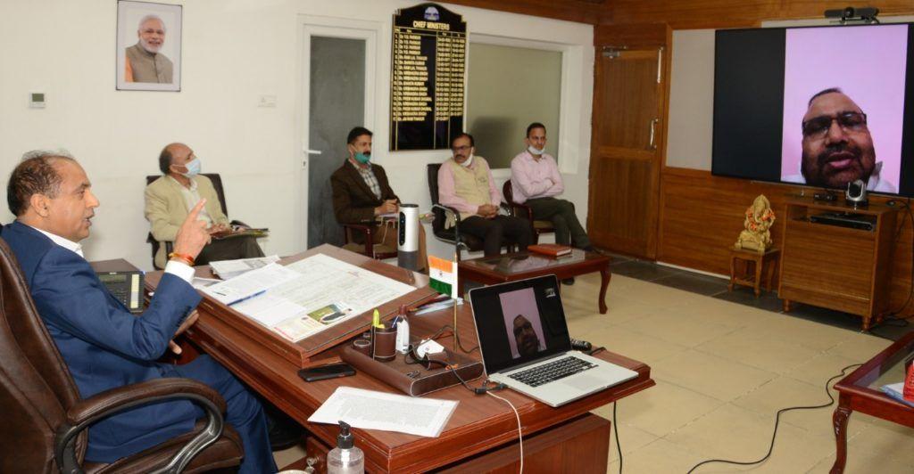 प्रदेश सरकार हिमाचल प्रदेश को निवेश के लिए पसंदीदा गंतव्य बनाने के लिए प्रतिबद्धः मुख्यमंत्री