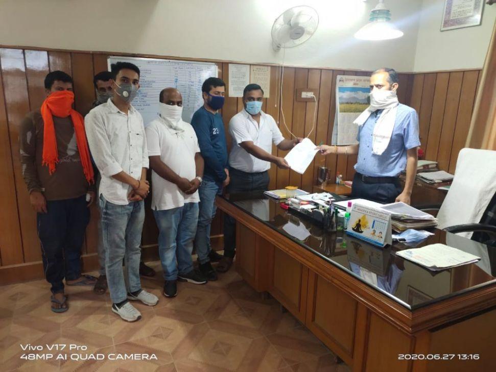 नीरज भारती से देशद्रोह का मुकदमा वापिस लो, नहीं तो पूरे प्रदेश में होगा बड़ा आंदोलन- युवा कांग्रेस