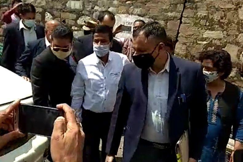 देशद्रोह के मामले में पूर्व CPS नीरज भारती 3 दिन के पुलिस रिमांड पर