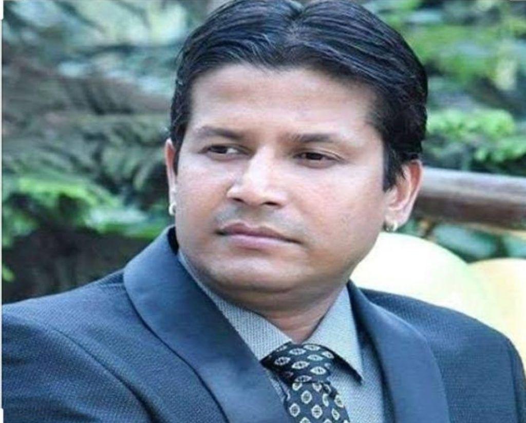 पूर्व सीपीएस नीरज भारती गिरफ्तार, फेसबुक पर टिप्पणी करने का मामला