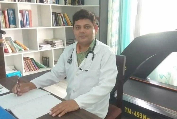 BMO राजपुर डॉ अजय देओल को सलाम-उच्च शिक्षा हेतु चयन उपरांत भी समाज सेवा को दी प्राथमिकता