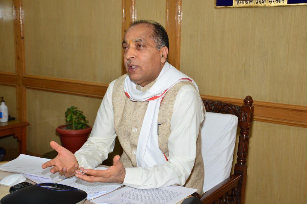 हिमाचल के CM जयराम की दूसरी रिपोर्ट भी नेगेटिव