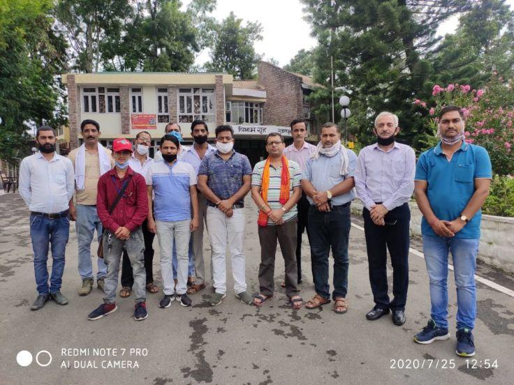 राकेश कटोच बने एनयूजे सुजानपुर मंडल के अध्यक्ष