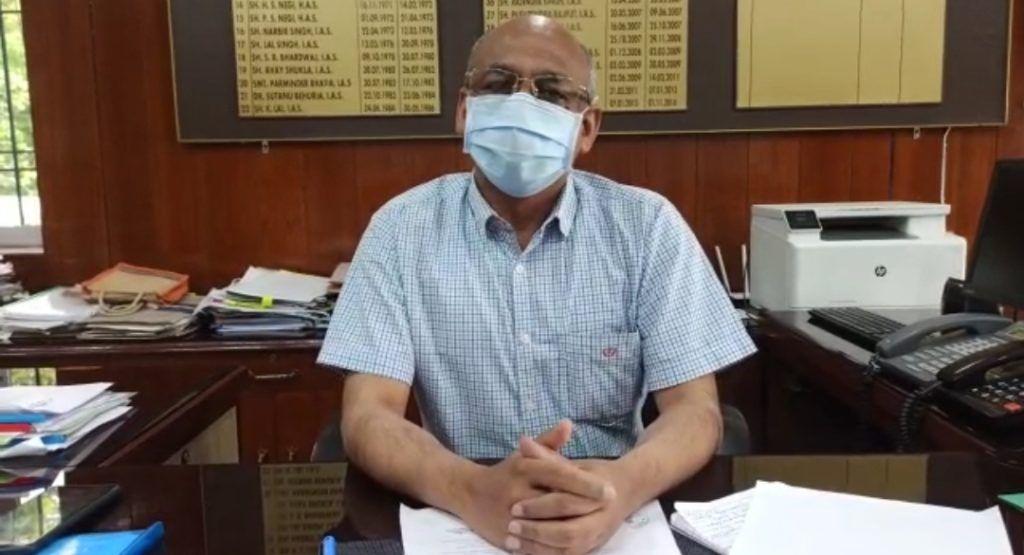 बिलासपुर जिला से अब तक लिए 5283 सैंपल, डीसी राजेश्वर गोयल बोले- हर स्थिति से निपटने को तैयार