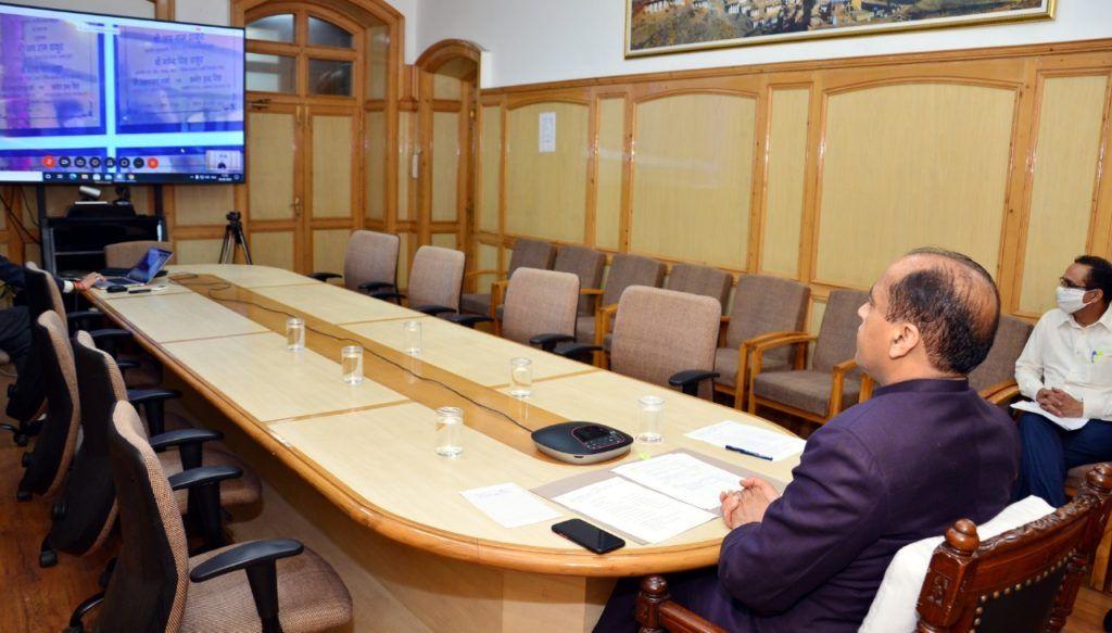 मुख्यमंत्री ने सरकाघाट क्षेत्र के लिए 94 करोड़ की विकासात्मक परियोजनाएं की समर्पित