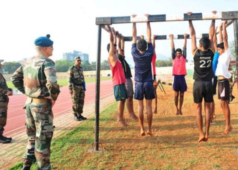 सिरमौर के युवाओं को सेना में भर्ती का मौका, 6 से 14 अक्टूबर तक मण्डी में होगी भर्ती