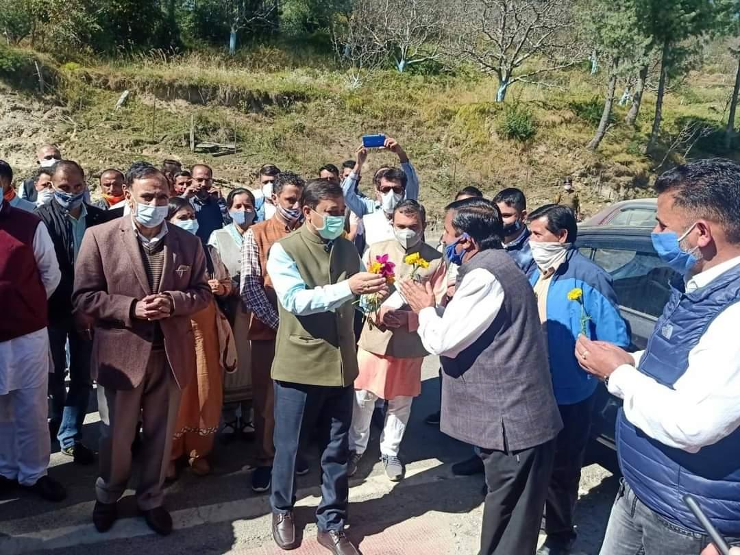 भाजपा का पंचायती राज चुनावों में लहराएगा परचम : कश्यप