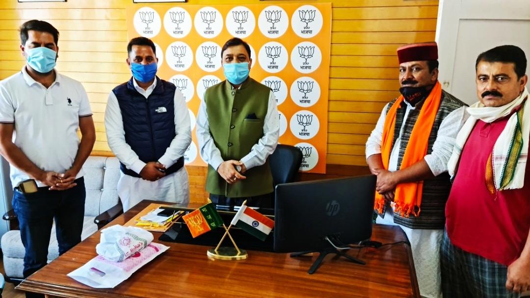 ज्वालामुखी व देहरा के 7 BJP पदाधिकारियों पर गिरी अनुशासनहीनता की गाज, ज्वालामुखी मंडल भंग