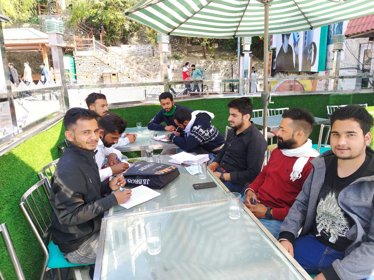 भाजपा खेल प्रकोष्ट शिमला की बैठक में तय- ग्राम स्तर तक युवाओं को जोड़ेंगे- अजय
