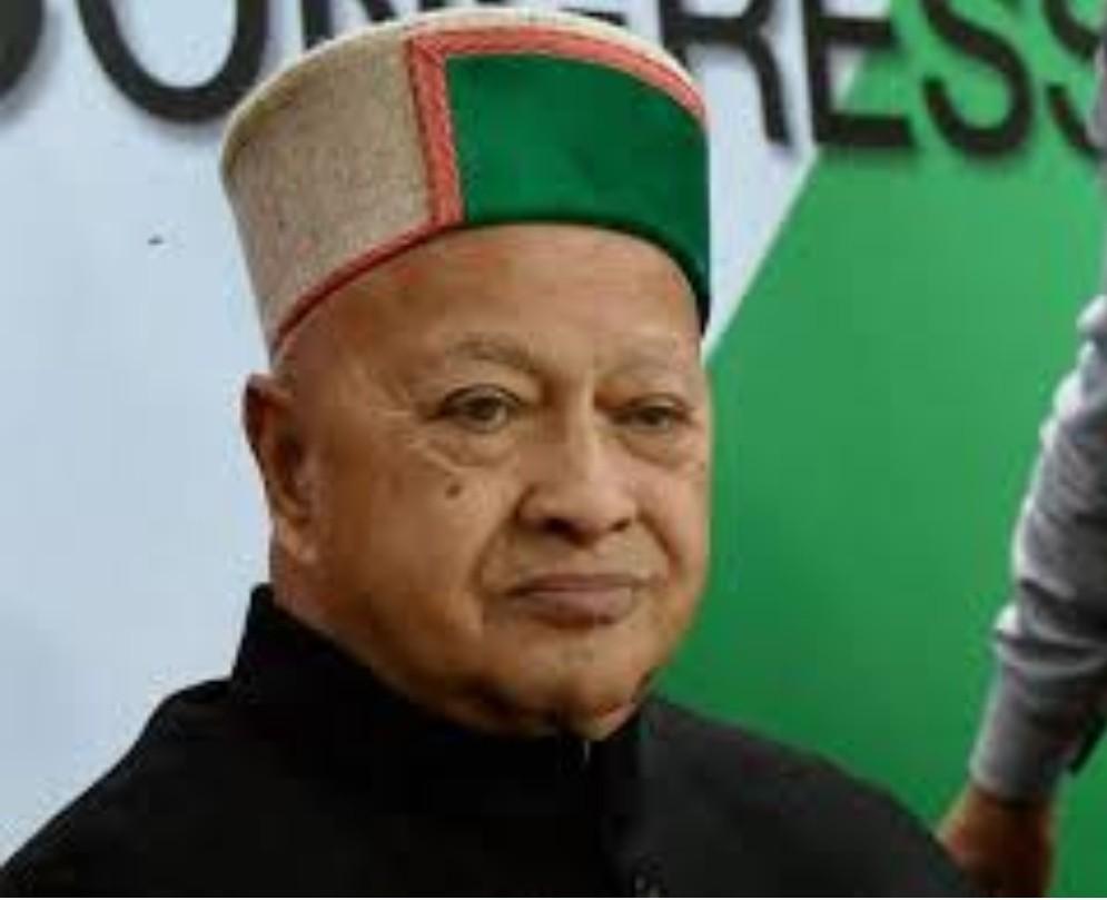 CU पर हमेशा भाजपा ने की राजनीति, अब वाकयुद्ध से 'डबल इंजन' की खुल गई पोल- वीरभद्र सिंह