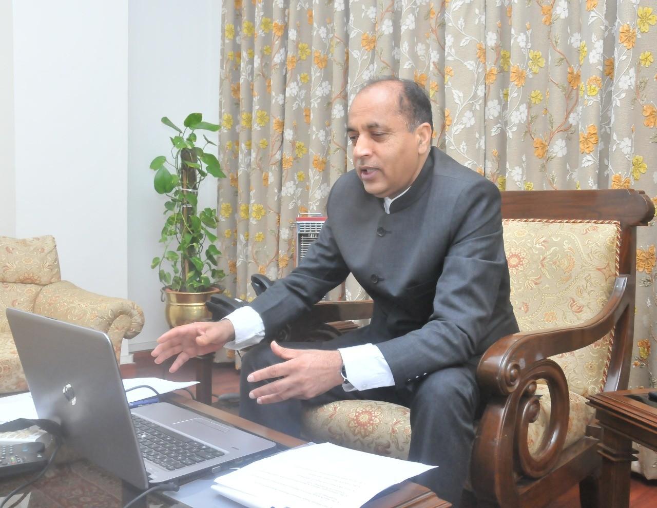 राज्य सरकार ने हिम स्टार्ट अप योजना के अन्तर्गत 10 करोड़ रुपये का उद्यम कोष स्थापित कियाः मुख्यमंत्री