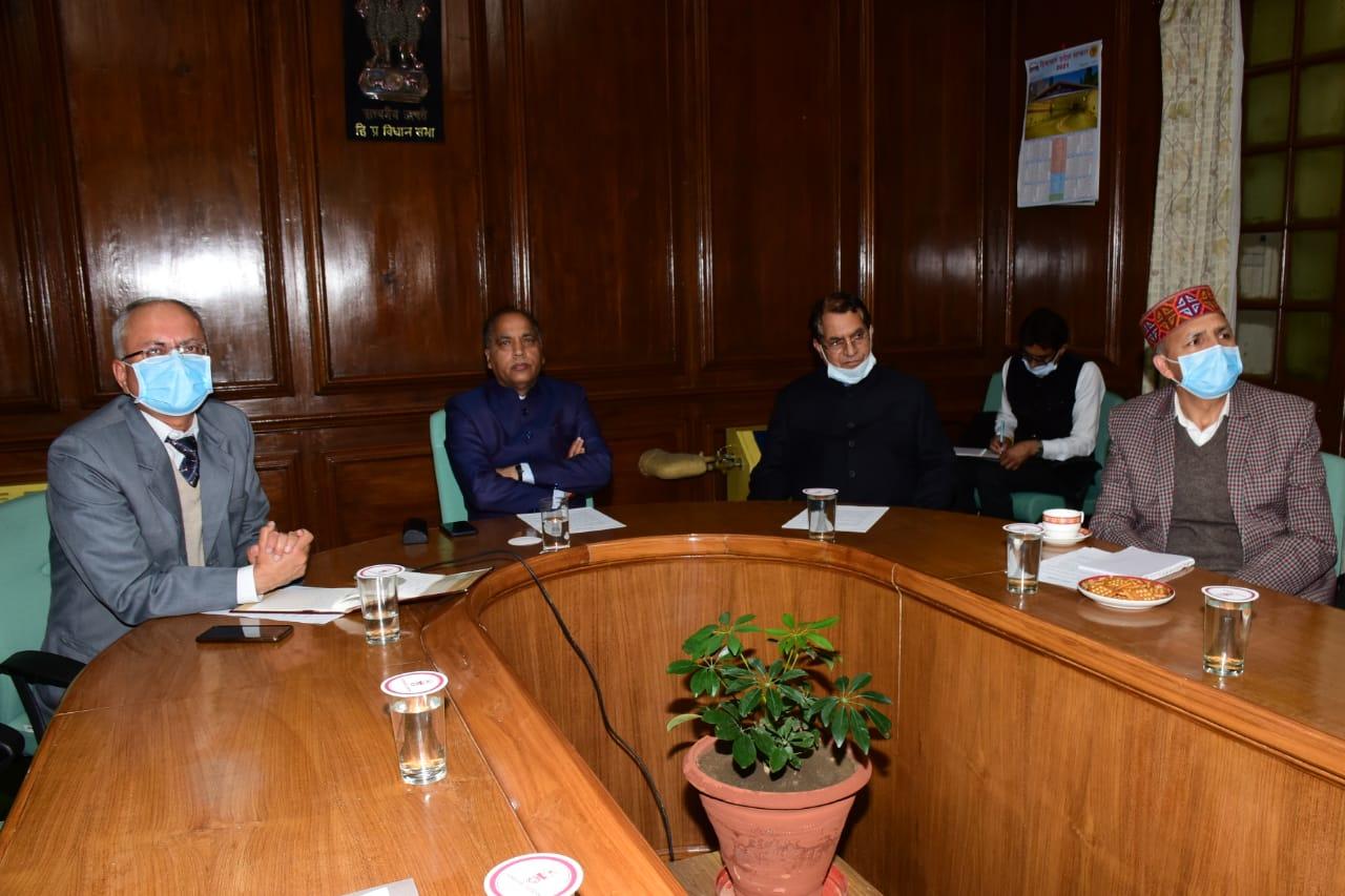 लो जी- फिर से लौटा 20-20, सामाजिक कार्यक्रमों में मंजूरी के बाद हिमाचल में अधिकतम 200 लोगों के शामिल होने की होगी अनुमति- CM