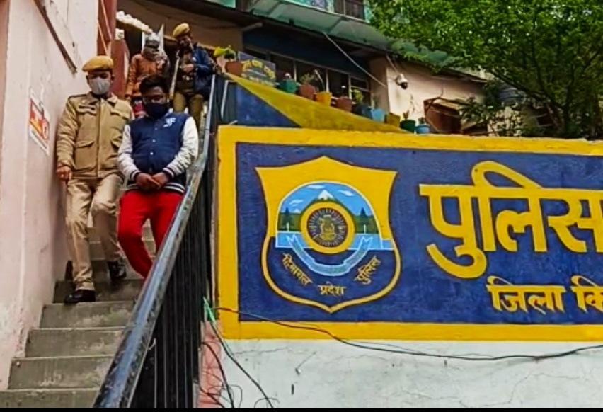 मोबाईल टॉवर लगाने के नाम पर 4.54 लाख की ठगी करने वाले 'बंटी-बबली' को किन्नौर पुलिस ने देहरादून से किया गिरफ्तार, जानें पूरा मामला
