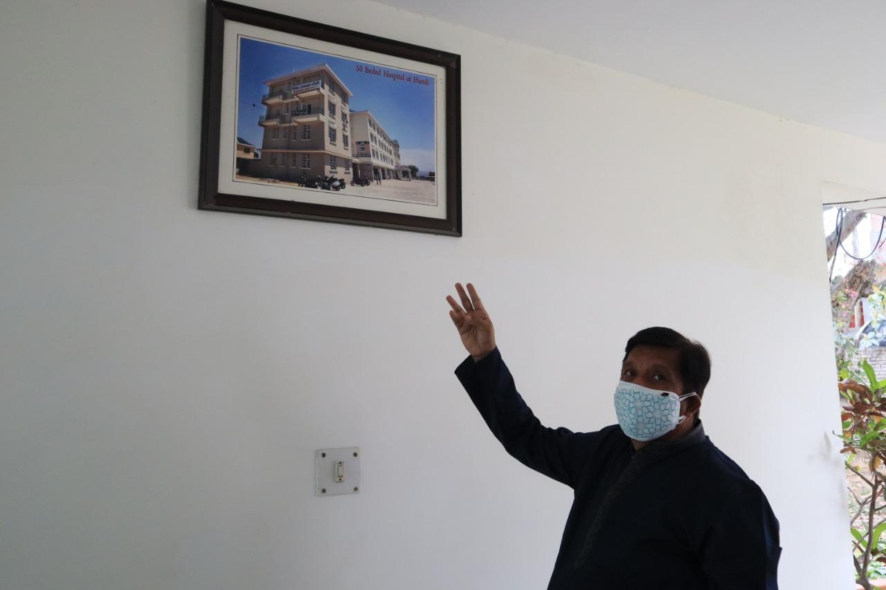 हिमाचल में बिगड़ते हालात के लिए 'जयराम' जिम्मेदार, भाजपा मान रही 'लूट का अवसर', एक महीने में 400 मौत के बाद भी नहीं जाग रही सरकार- अग्निहोत्री