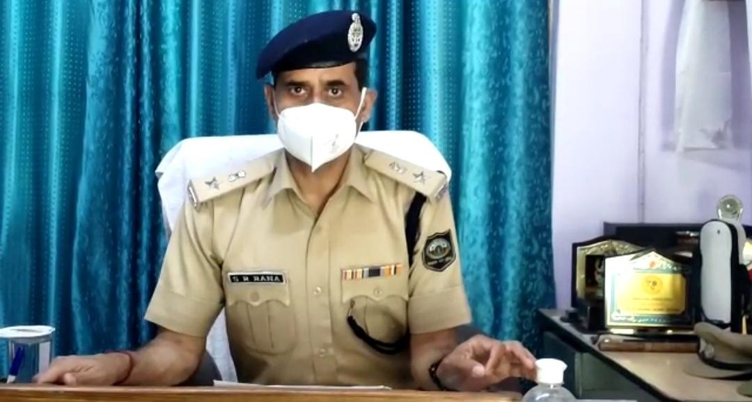 किन्नौर के प्रवेश द्वार चौरा बैरियर का निरीक्षण करने पहुंचे SP राणा ने कहा- नियमों की अवहेलना करने वाले लोगों के खिलाफ होगा आपराधिक मामला दर्ज