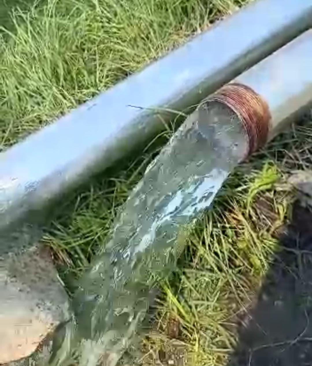 पीने के पानी की दिक्कत झेल रहे है बाशिंदे, लैलन-कोफ़रधार लाइन में नही आता नियमित पानी