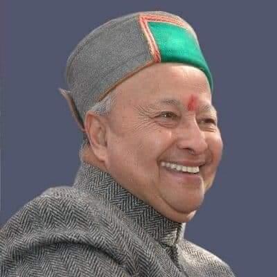 वीरभद्र सिंह IGMC में डॉक्टरों की निगरानी में, ऑक्सीजन लेवल 96% बीपी और शुगर भी नियंत्रण में