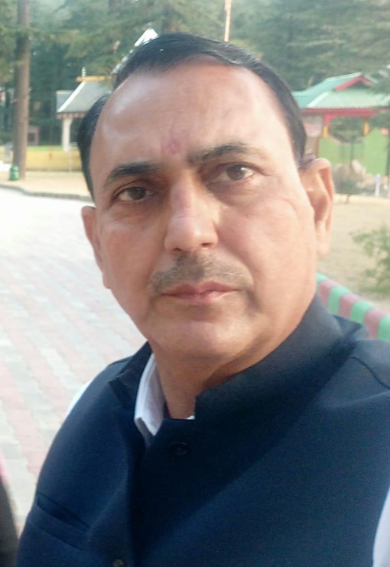 प्रियव्रत शर्मा हिमाचल भाजपा प्रशिक्षण प्रकोष्ठ के प्रदेश संयोजक नियुक्त