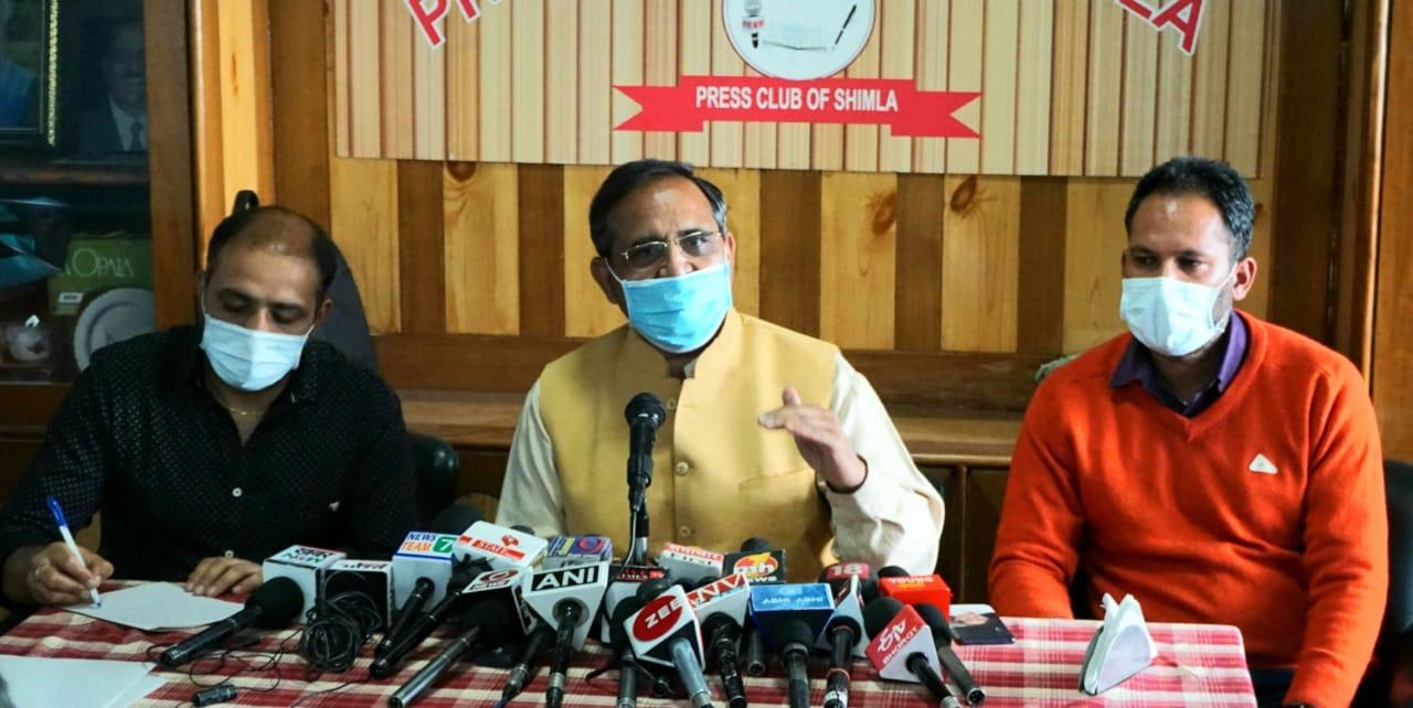 प्रेम कुमार धूमल हमेशा रहे सक्रिय, आगामी चुनाव में जयराम ठाकुर ही होंगे भाजपा का चेहरा-रणधीर