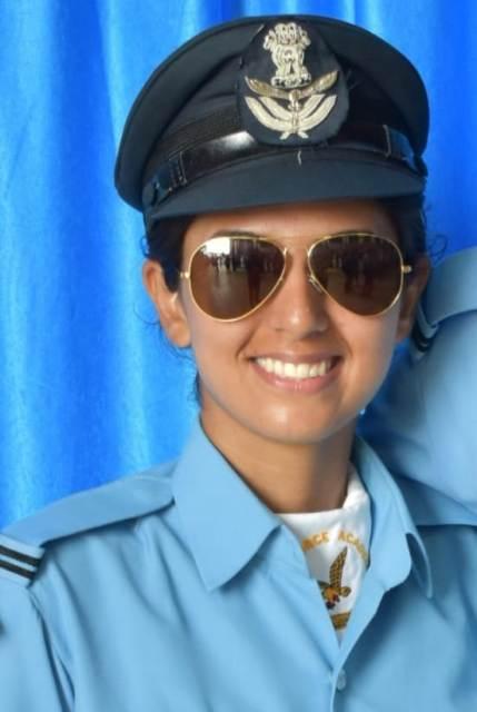 शिमला की प्रेरणा भारतीय वायु सेना में फ्लाइंग ऑफिसर बनकर दूसरों के लिए बनी प्रेरणा