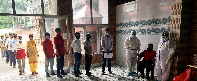 चामुंडा व ज्वालामुखी मंदिर में अब कोविड टेस्टिंग की भी सुविधा, कांगड़ा जिला में कोविड टेस्टिंग पर रहेगा विशेष फोक्स: डीसी