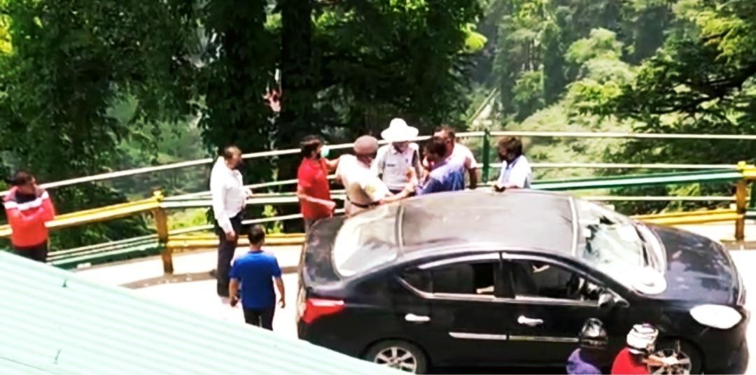 शिमला थप्पड़ कांड- पर्यटकों की गाली गलौज पर शिमला पुलिस ने की दे दनादन