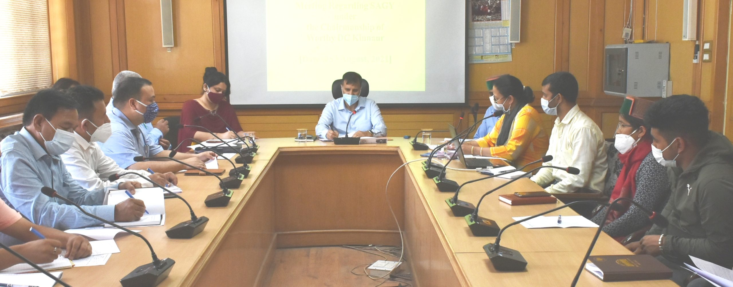 किन्नौर जिला में 9 से 15 अगस्त तक चलाया जाएगा 'स्वच्छ हिमाचल अभियान-2021'