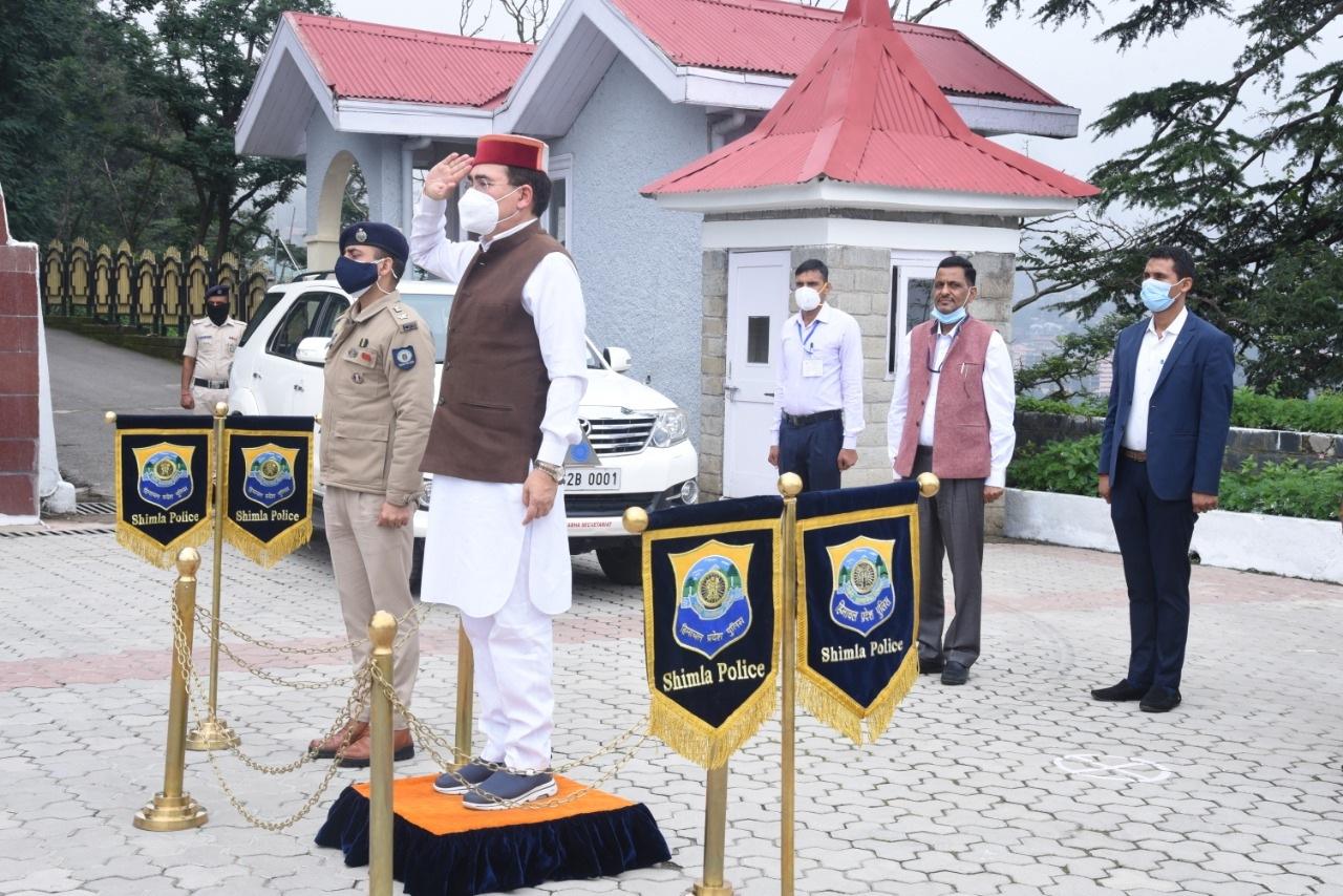 हिमाचल विधानसभा सत्र के पहले दिन पूर्व मुख्यमंत्री वीरभद्र सिंह, नरेंद्र बरागटा सहित पांच दिवंगत सदस्यों को किया गया याद, धमकी का लिया जाएगा संज्ञान
