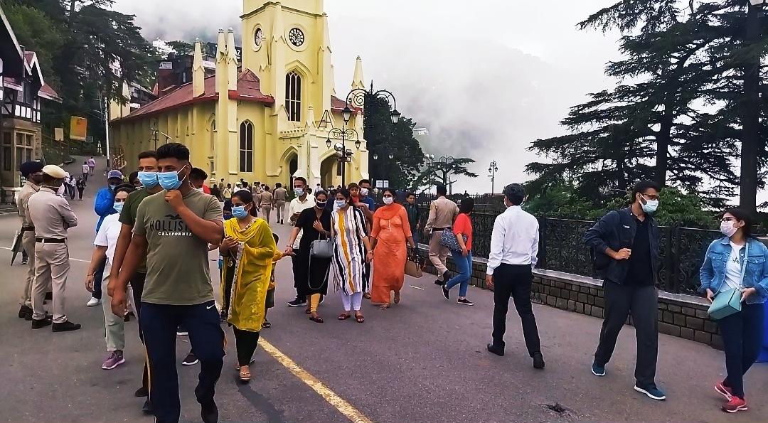 Big Breaking- RTPCR रिपोर्ट के बिना हिमाचल में नहीं होगी पर्यटकों की एंट्री, अब कोरोना बढ़ने के बाद किया फैसला- जयराम