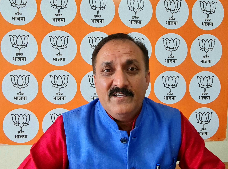 हिमाचल में बाहरी राज्यों के लोगों को लगी नौकरी कांग्रेस की नीति का परिणाम, कांग्रेस के सभी आरोप भी हवा हवाई – तोमर