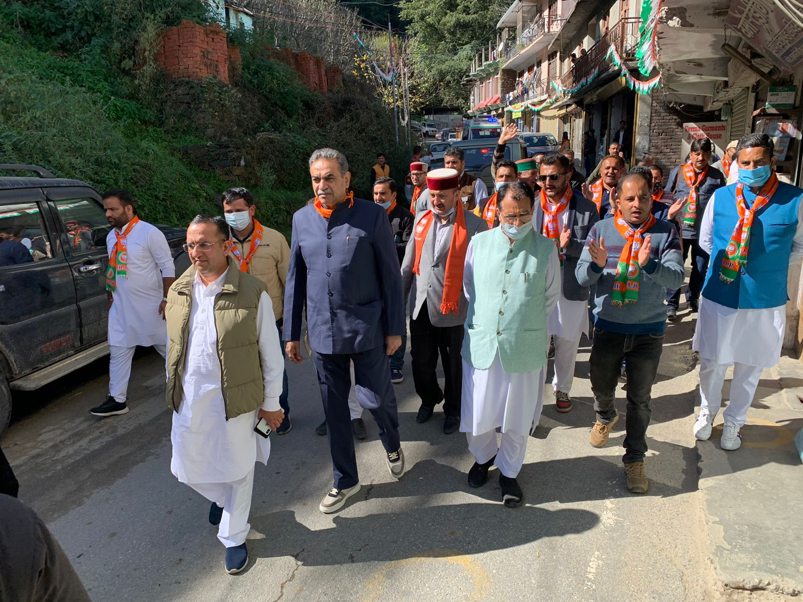 भाजपा में छोटे से छोटे कार्यकर्ता का भविष्य उज्जवल, कांग्रेस में बड़े परिवारों का बोलबाला- टंडन