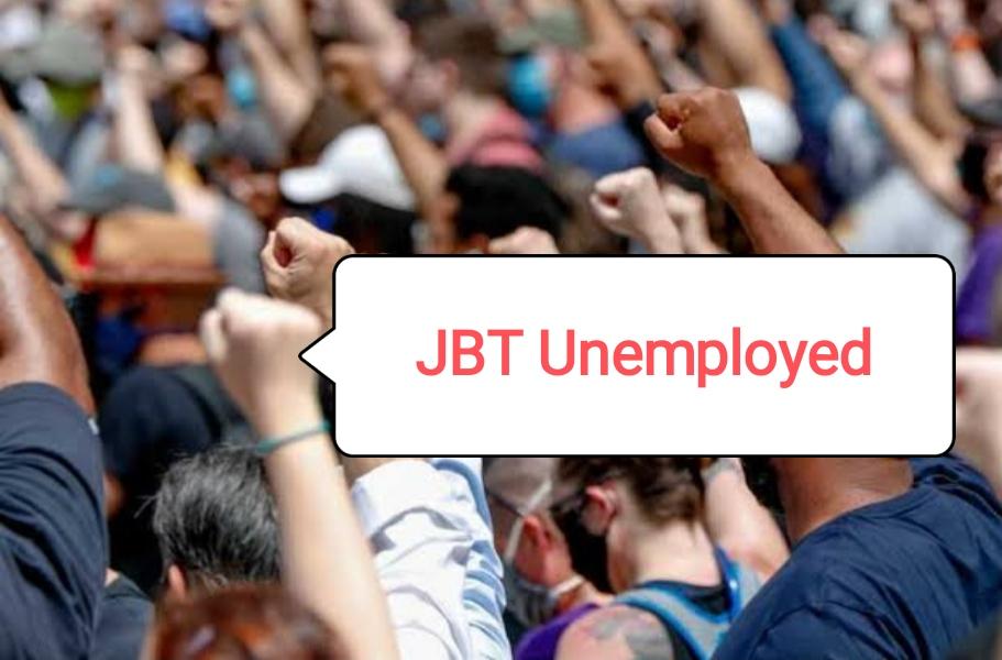 """""""जेबीटी बनाम बीएड केस में सुध ले सरकार"""" 15 सालों से 40 हजार जेबीटी देख रहे रोजगार की राह"""