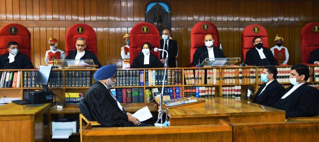 जस्टिस सुरेश्वर ठाकुर पंजाब व हरियाणा उच्च न्यायालय में ट्रांसफर, शिमला में दी गरिमापूर्ण विदाई